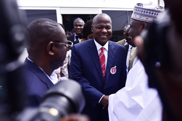 We Were Once Distracted, Now Ready To Work –Speaker Dogara