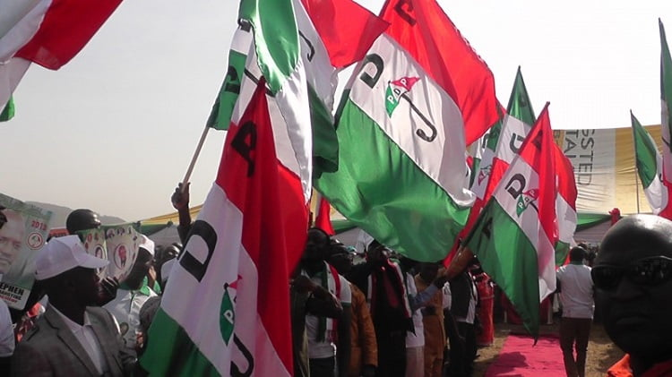 PDP Rejects Hate Speech Bill