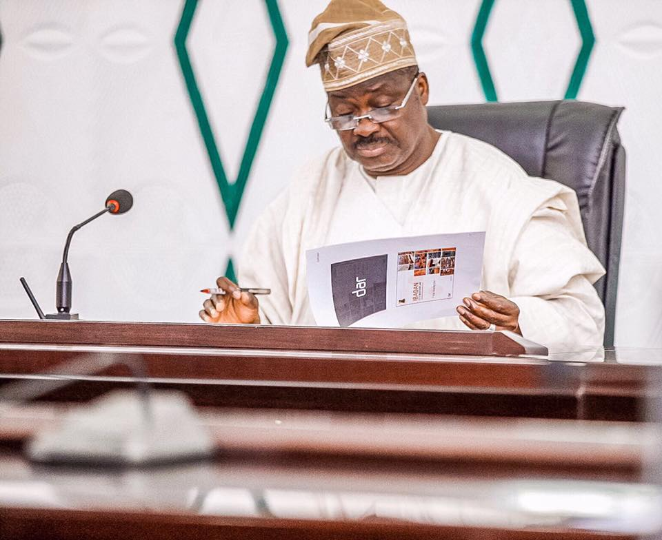 PDP Berates Ajimobi On LGs, Missing Cars, Says His Utterances A Celebration Of Failure
