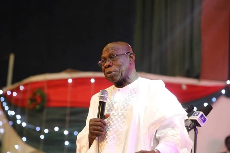 Obasanjo Identifies Bane Of Agric Sector Development