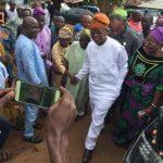 Oyetola, Nigeria Ethnic Nationalities Walk For Osun
