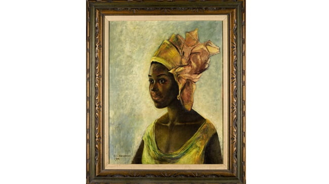 Nigerian Painting Sold For £1.1 Million After Google Search