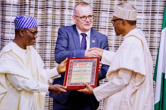 We Will Sustain Use Of Technology To Enhance Farm Yields –Buhari