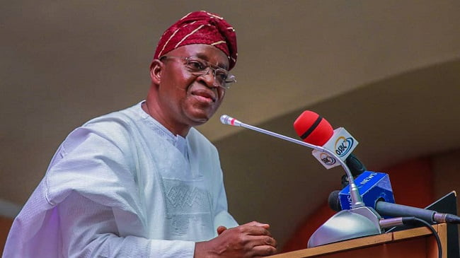 Osogbo: Oyetola's Silent Transformation Of A Capital City