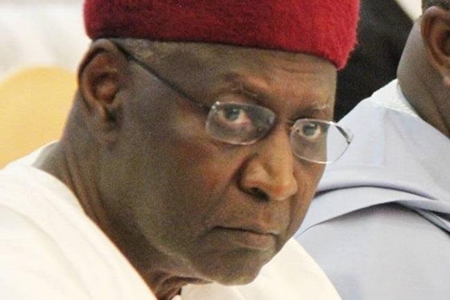 Buhari's Chief Of Staff Abba Kyari