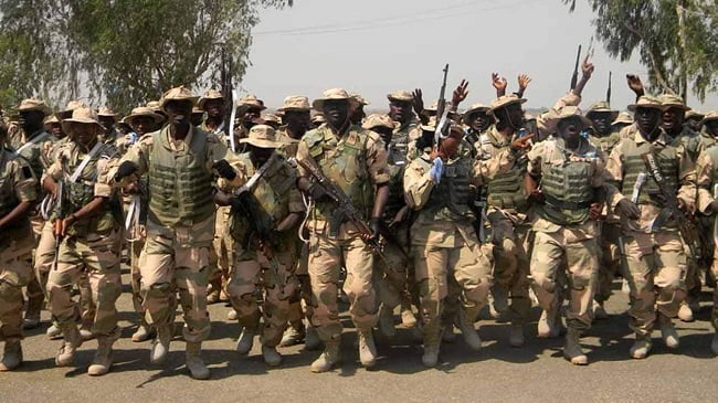Online Application For Nigerian Army Short Service Commences