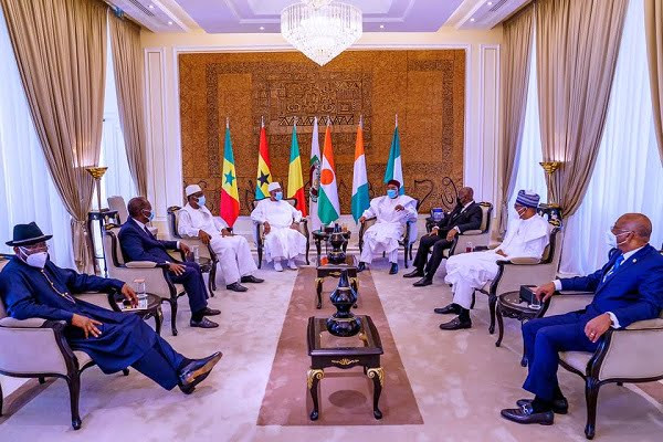 We'll Do All To Resolve Political Crisis In Mali –ECOWAS Chairman