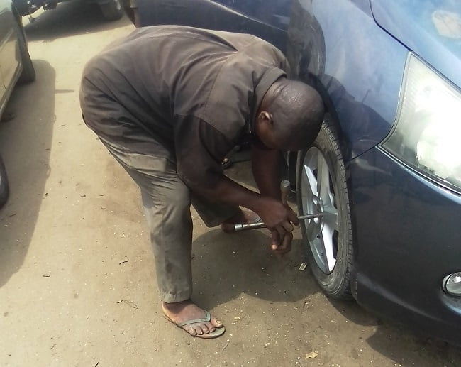 I Devised Means Of Managing Effects Of COVID-19 On My Family, Says A Vulcanizer