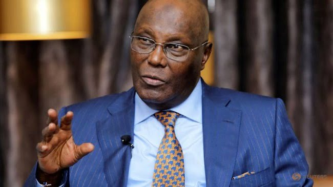 It's Time For A Total War On Terror –Atiku
