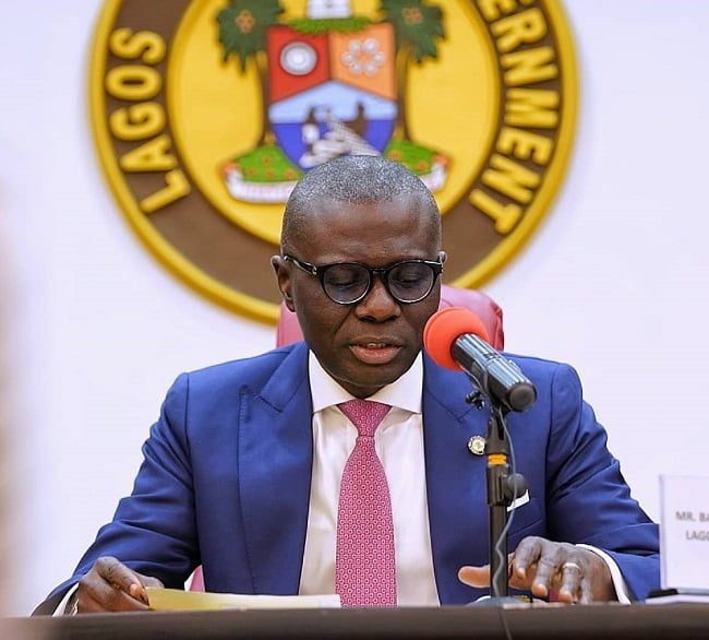 Sanwo-Olu Commiserates With FG, NAF, Victims' Families Over Plane Crash