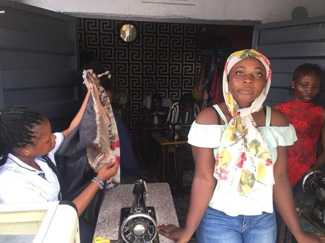 COVID-19 Took Away Our Public Gatherings And Aso-Ebi Days, Now Business Has Gone Sore; Fashion Designer Cries Out