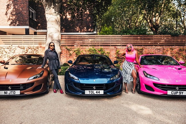 Femi Otedola Sets Internet On Fire Buys Ferrari For Daughters