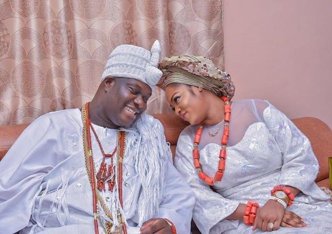 Ooni Of Ife, Oba Adeyeye Enitan Ogunwusi, Wife Welcome Baby Boy