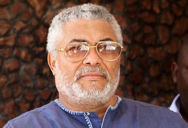 Former President Of Ghana Jerry John Rawlings Is Dead