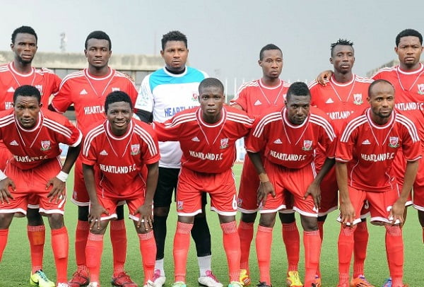 Heartland Fc Boss Impressed With Away Draw Against Sunshine Stars, Looks To Pick Up More Points Away