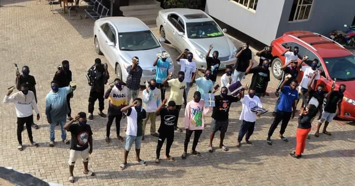 EFCC Raids Yahoo Boys Hideouts In Osun, Ogun; Arrests 39 Suspects