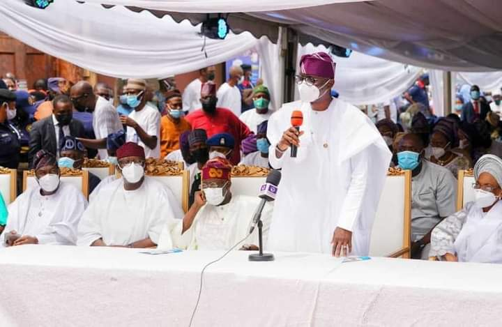Jakande's Name Synonymous With Selfless Leadership Says Sanwo-Olu