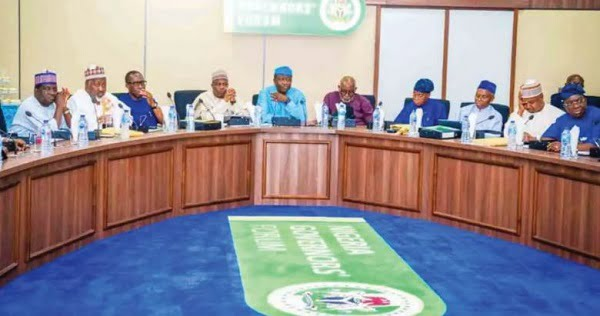 Insecurity: Governors Meet In Abuja