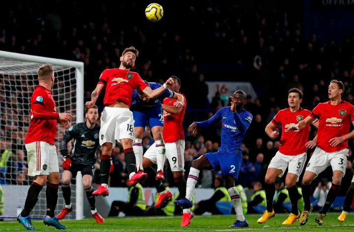 Match Preview: Chelsea Vs Man United