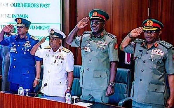 Senate Confirm Ex-Service Chiefs As Ambassadors