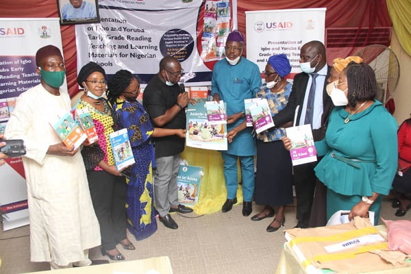 USAID Donates Reading Textbooks To Teachers And Pupils In Oyo