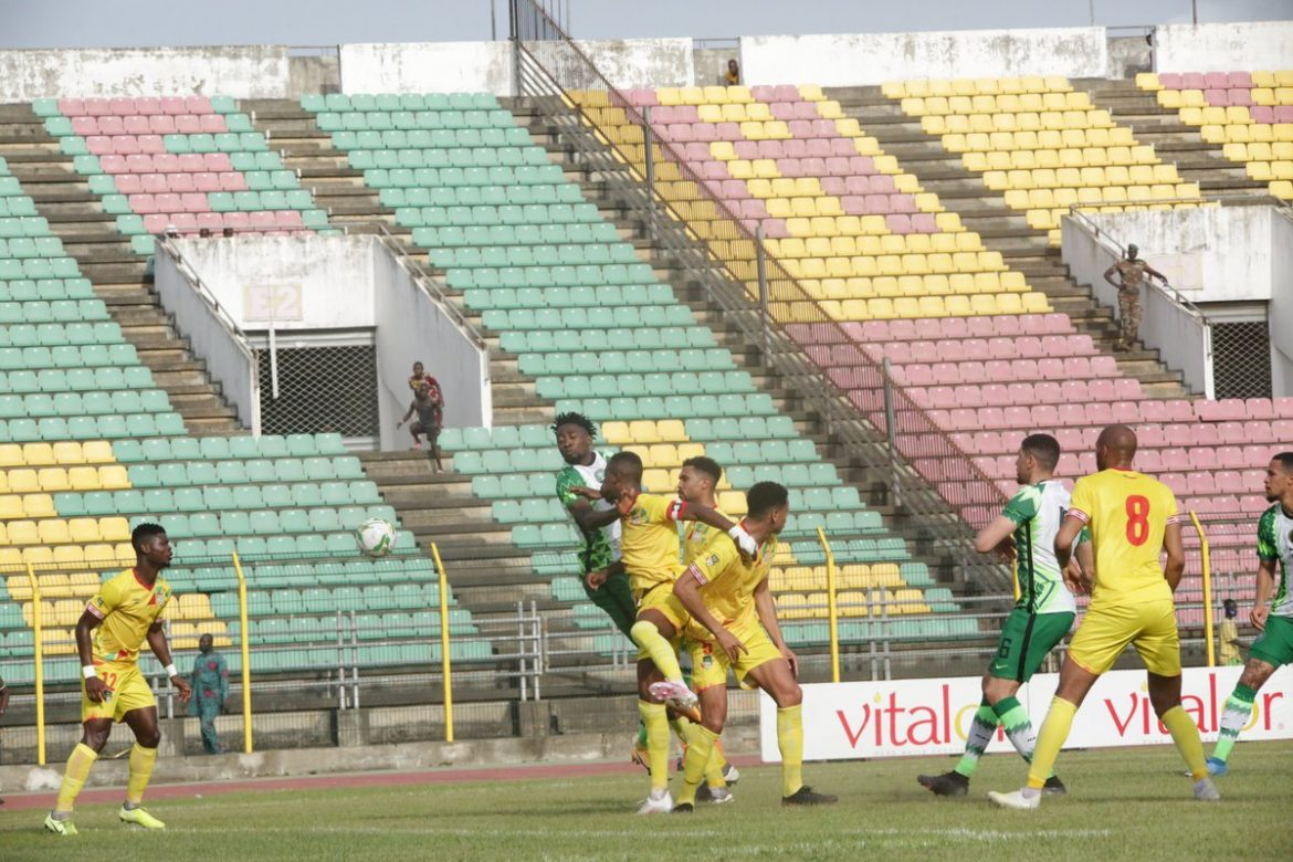 Super Eagles Beats Squirrels Of Benin 1-0, Qualify For AFCON 2021