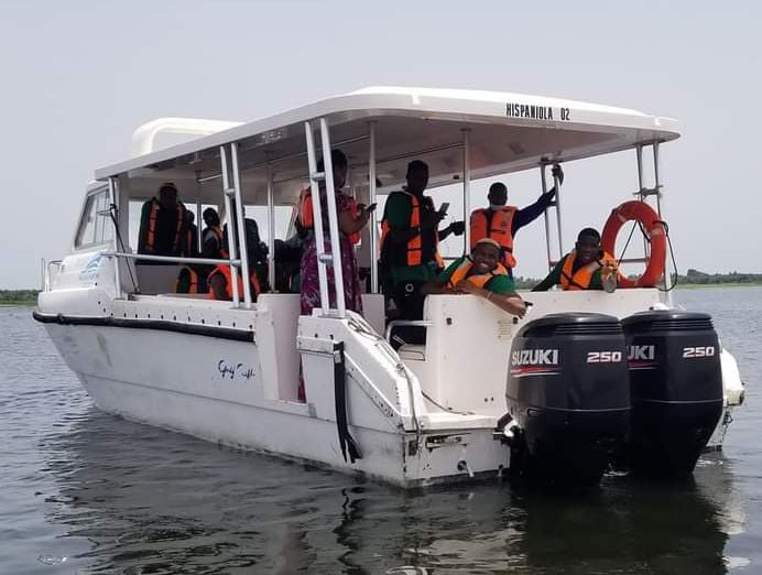 Lagos Commutes Super Eagles Via The Waterways To Benin Republic