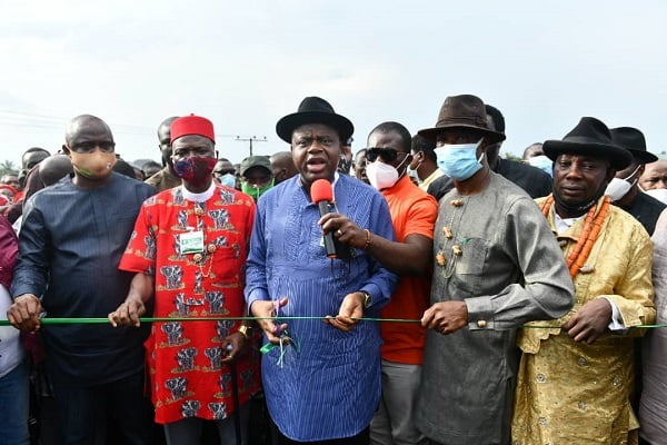About Governor Douye Diri's Silent Touch