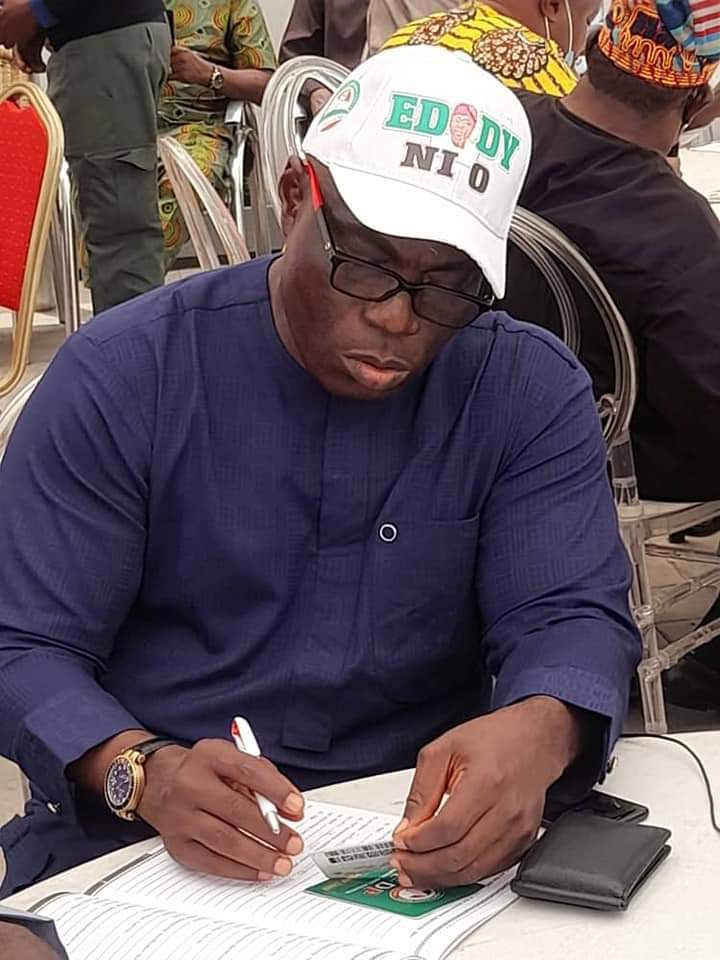 PDP LG Primary: You Lied On Free, Fair Claim, Olopoeyan Challenge Ningi, Chairman  Electoral Committee   Lagos Post Online