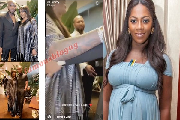 Tiwa Savage Makes First Appearance After Alleged Pregnancy With Obama DMW