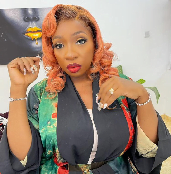 Your Dirty Competition Is Too Much –Actress Anita Joseph Slams Nollywood Actresses