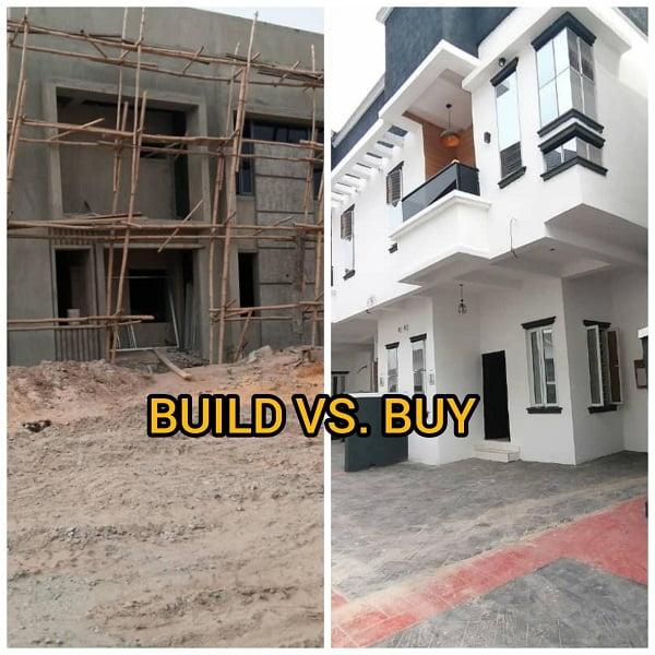 Buying A House Or Building A House: Which Is Cheaper?