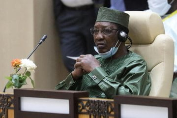 Chad President Idriss Deby Is Dead