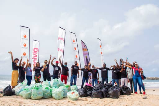 Rite Foods Supports Environmental Initiative, Rid Lagos Of 1,767.2kg Of Waste