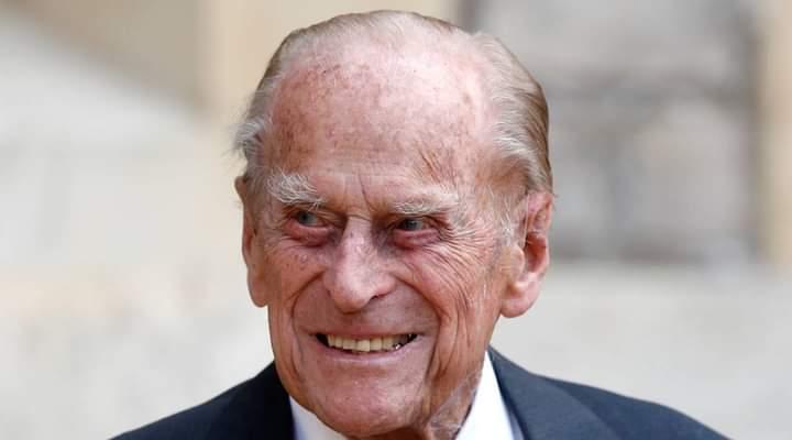 Buhari, Atiku Mourns Duke Of Edinburgh Prince Philip