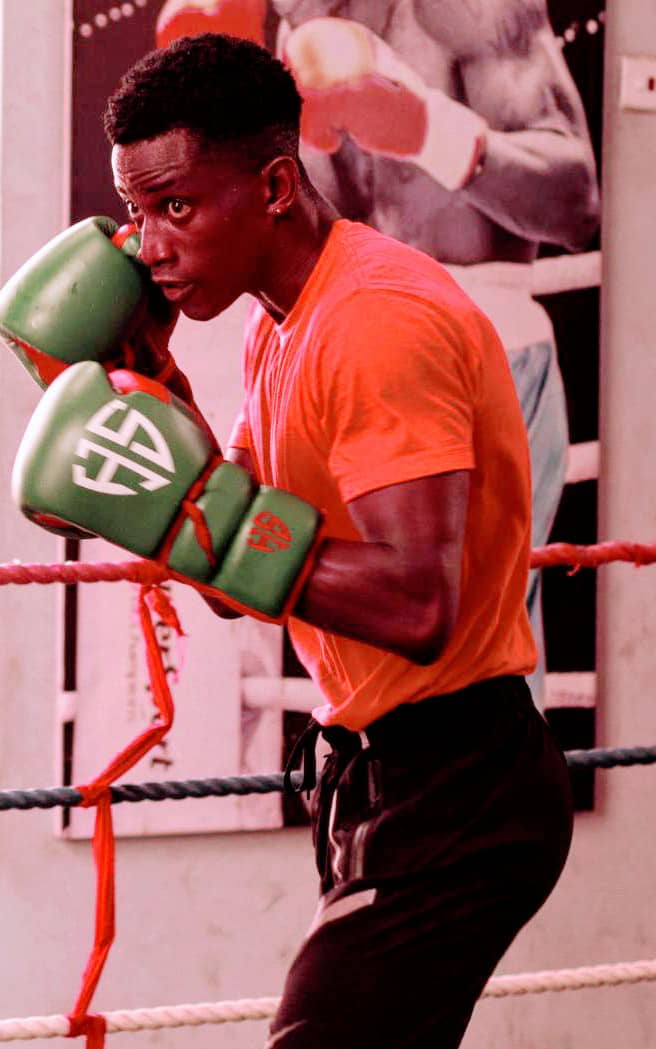 Ibadan Born Boxer, Adeoye Battleboy To Have First Professional Bout In Ghana