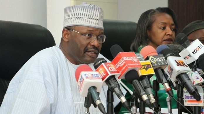 INEC Announces Date For 2023 General Election