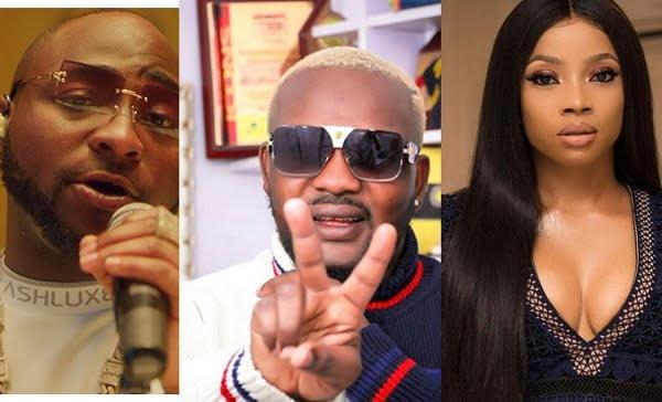 Davido, Toke Makinwa Attacks Actor, Yomi Fabiyi For Defending Baba Ijesha