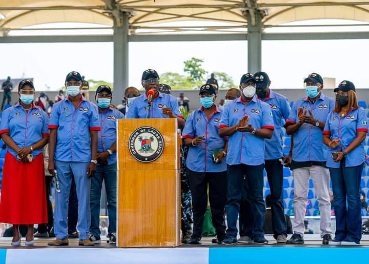 Sanwo-Olu Approves 10 Hectares For Workers' Housing Scheme