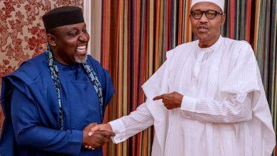 Buhari and Okorocha