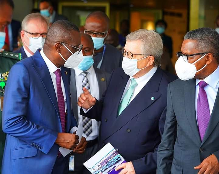 Lagos To Partner Dangote Foundation, Others For Employment Generation Says  Sanwo-Olu | Lagos Post Online