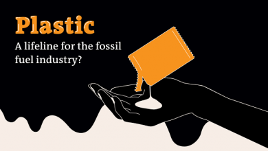 DW Web Special Plastic A Lifeline For The Fossil Fuel Industry