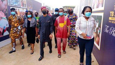 Lagos inspect TB Joshua burial place