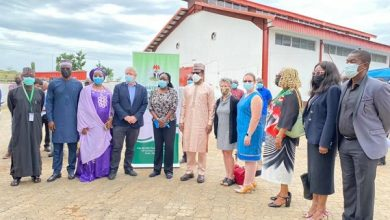 Nigeria Receives Over Four Million Moderna Vaccine Doses From US