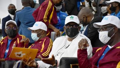 Adamasingba Stadium Ibadan unveiling