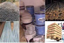 Current Prices of Building Materials in Nigeria