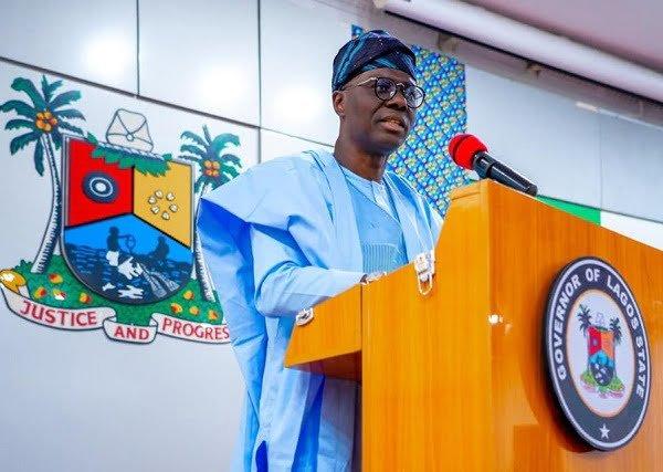 Gov Babajide Sanwo-Olu