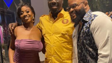 Obi Cubana meets Angel and Whitemoney