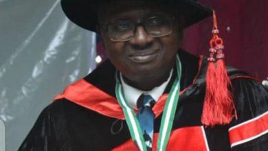 Prof Adebowale